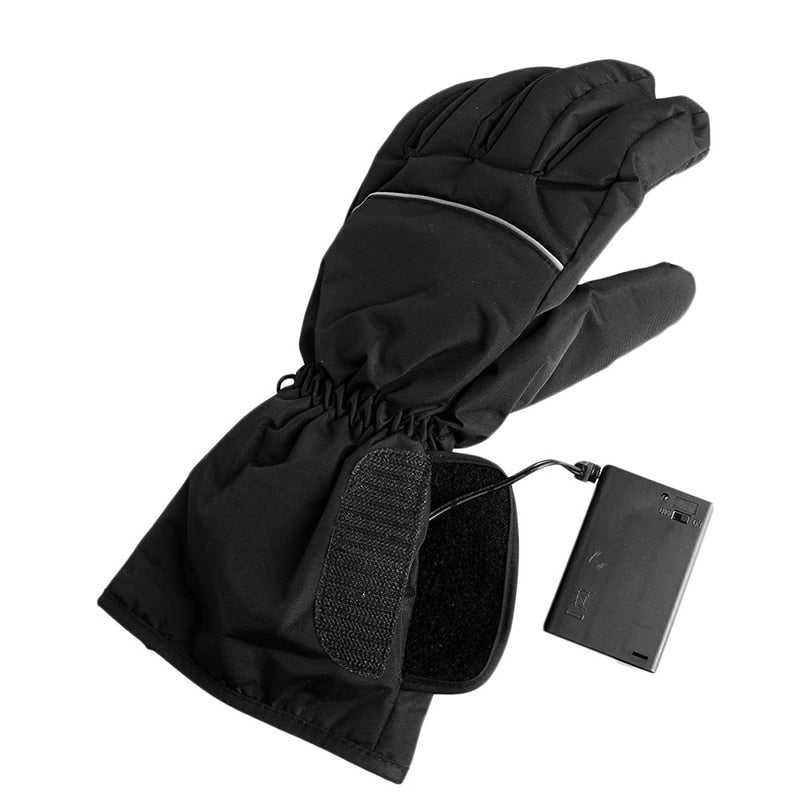 Heated Gloves Motorcycle Hunting Winter Gloves