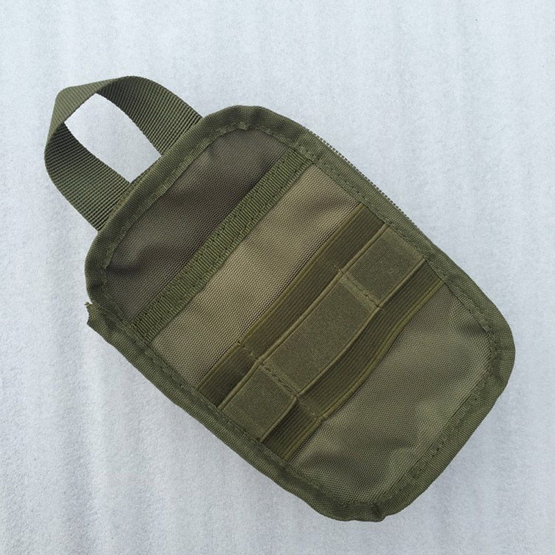 1000D Nylon Tactical Bag Molle Military Waist Fanny Pack