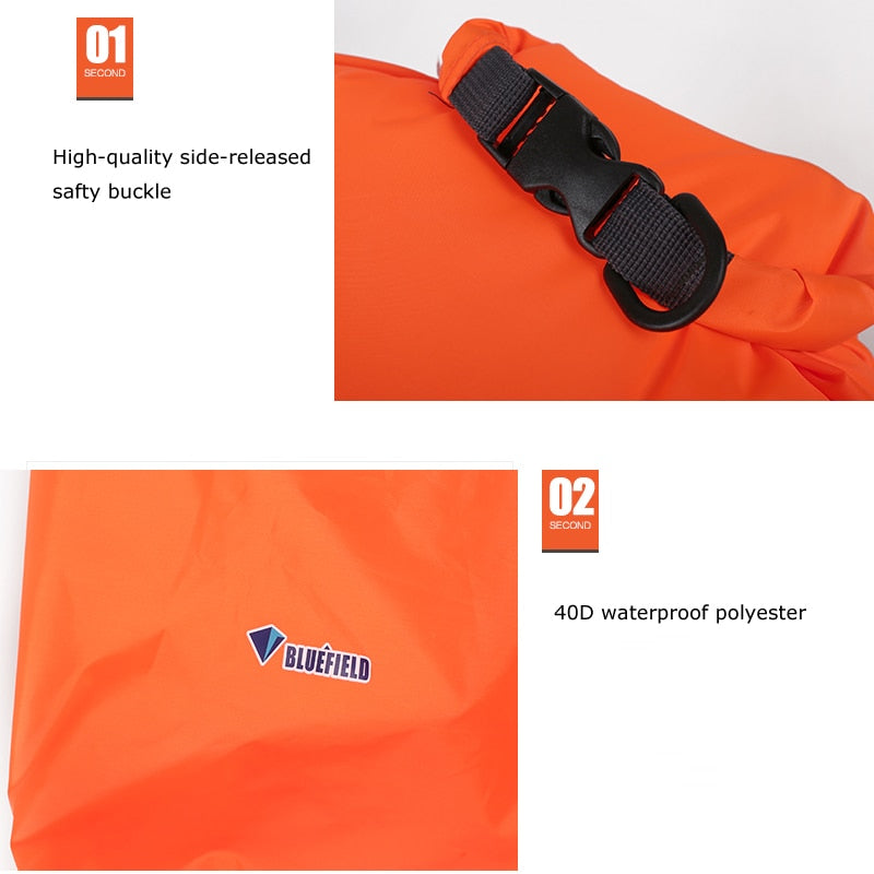 10L 20L Waterproof Dry Bag Pack Sack