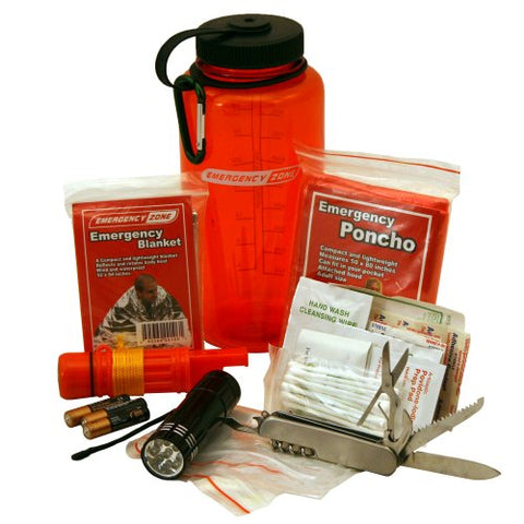 Outdoor Survival Kit Emergency Survival Gear Supplies