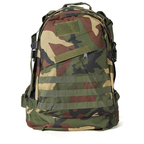 Military Tactical  50L Backpack Camping Hiking Hunting Rucksack