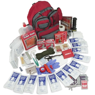 2 person Family Emergency Prep Survival Bug Out Bag Gear Kit 72 hours