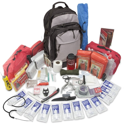 2 person Tactical Bug Out Bag Gear Kit for Stealth Bug Outs