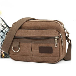 Men's Travel Messenger Bag