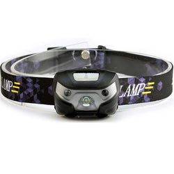 Motion Sensor Rechargeable LED HeadLamp
