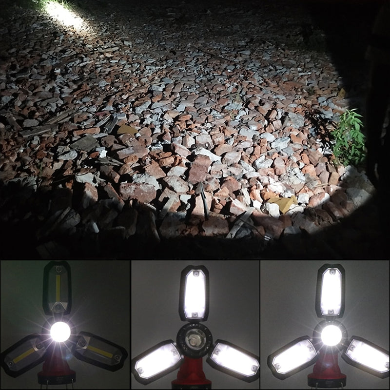 Camping Lantern Foldable Flashlight