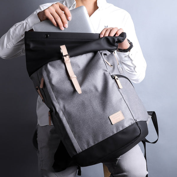 KAKA College Casual Backpack
