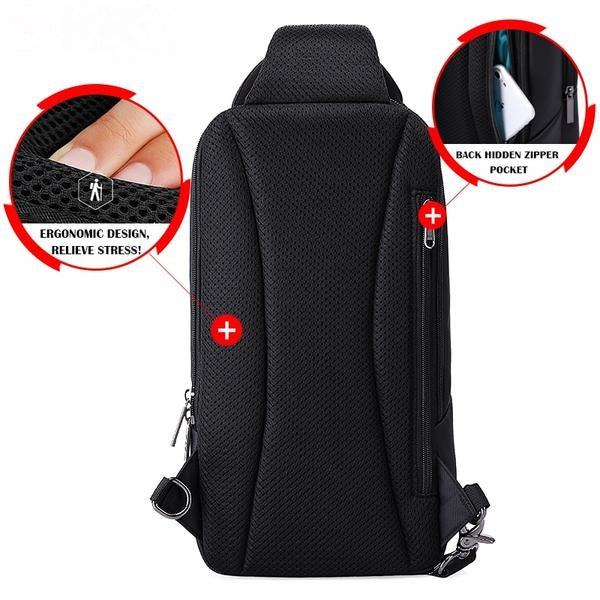 Waterproof Anti Theft Chest Bags
