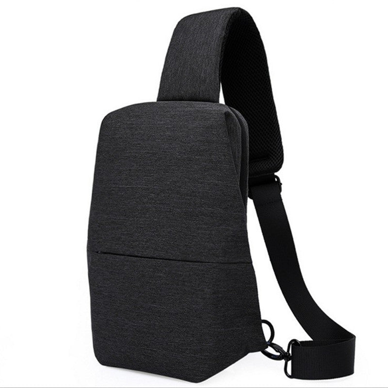 Men Messenger Bag Chest Pack