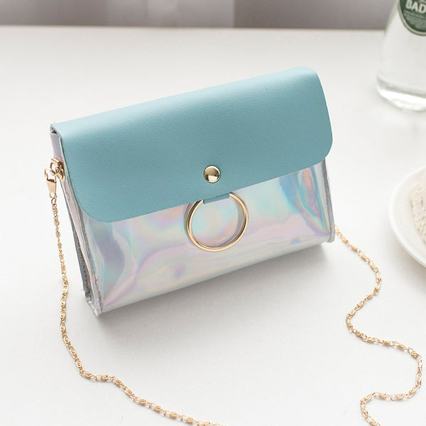 Women Chain Mini Shoulder Bag