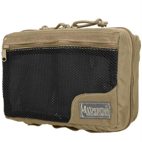 Maxpedition Individual Home Car First Aid Emergency Disaster Survival Pouch - Khaki