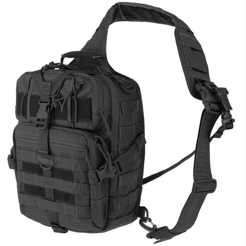 Maxpedition Malaga Gearslinger Conceal Carry Travel Sling Waist Fanny Pack Hiking Daypack