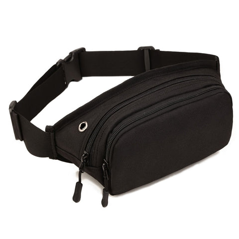 Men Waterproof Waist Bag