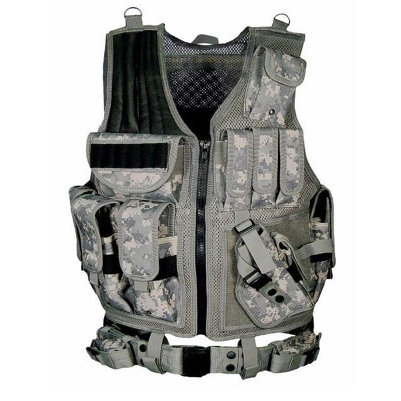 Military Tactical Multi-functional Vest