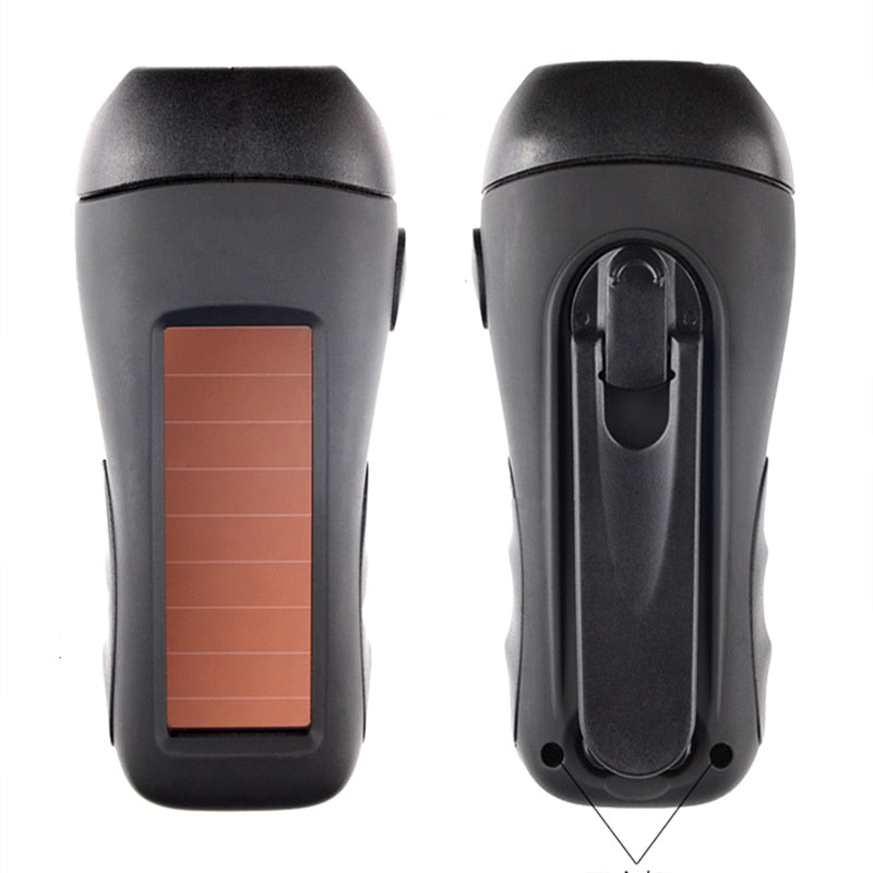 Multi function Powerful LED Flashlight