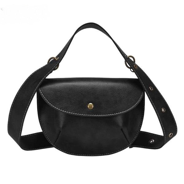 Luxury Leather Belt Bag