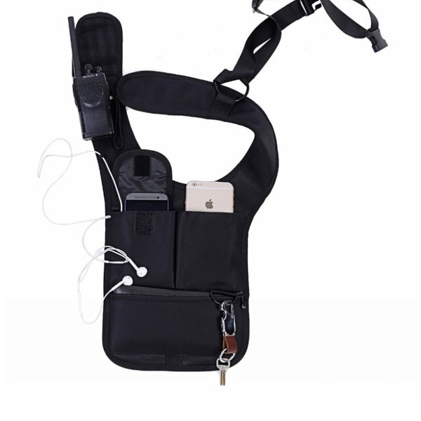 Multifunction Anti Theft Shoulder Bag