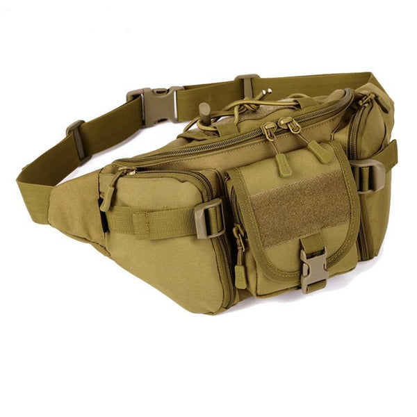 Waterproof Tactical Outdoor Belt Pack