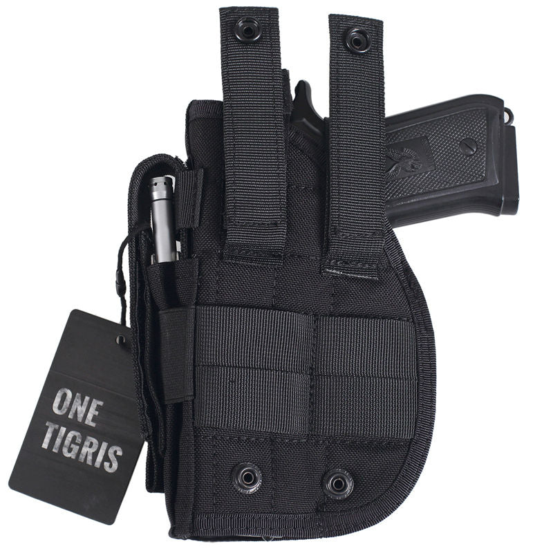 Tactical Holster Molle Modular Belt Right Handed