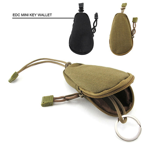 Tactical Key Wallet Pouch