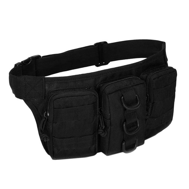 Outdoor Tactical Bag Utility Tactical Waist Pack Pouch