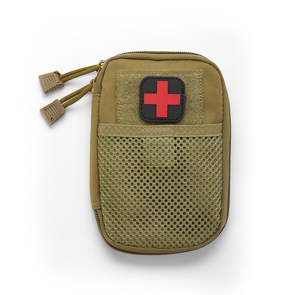 Portable Military First Aid Kit