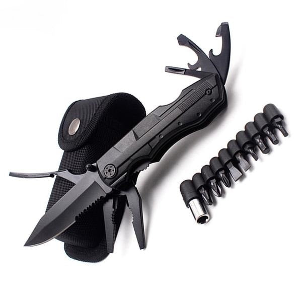 Multi-tool Folding Screwdriver