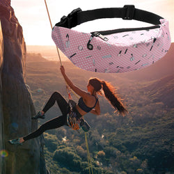 Colorful Waterproof Waist Bag