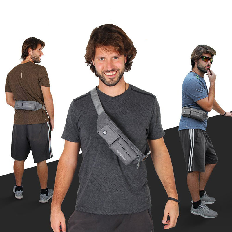 Fanny Pack Slim Water Resistant Waist Bag