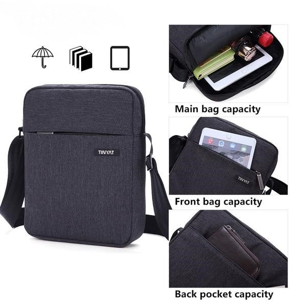 Shockproof Men's Crossbody Bag