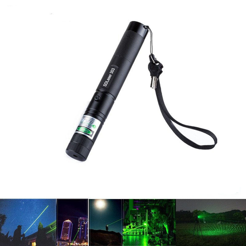 Green Light High Power Laser Pointer