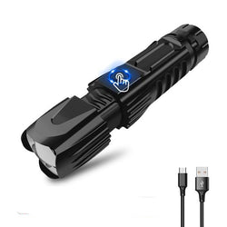MINI Super Bright XHP90 Recharchable Flashlight