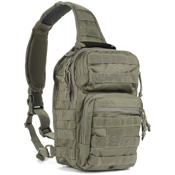 Tactical Conceal Carry Sling Backpack Utility Camping Hiking Shoulder Bag Hunting
