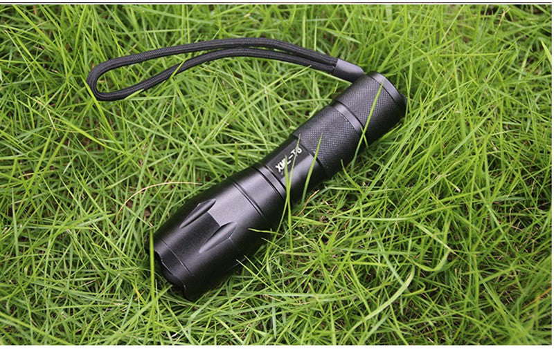 Military Grade Tactical LED CREE XML T6 3000 Lumens 5 Mode Flashlight - Get 2 for Only $18.95