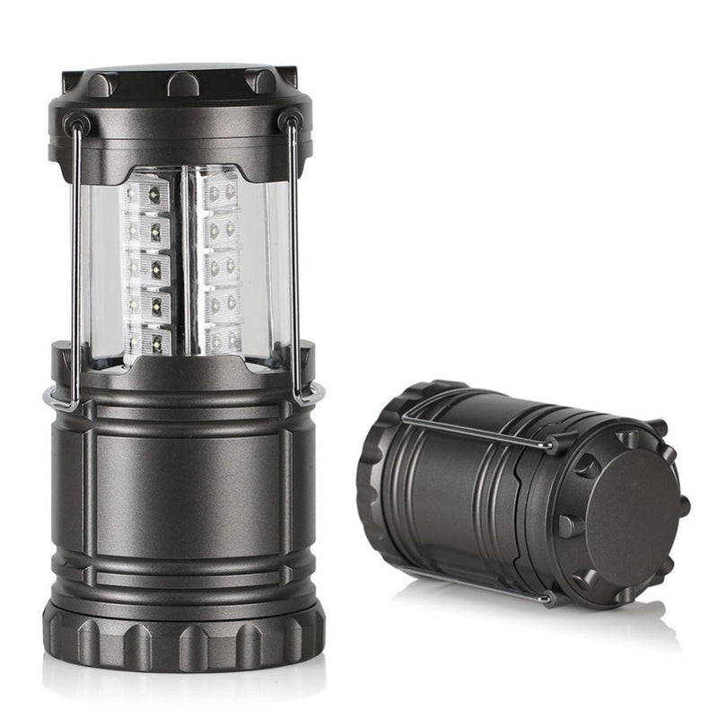 Military Grade Collapsible LED Tactical Tac Light Lantern - Get 2 for Only $19.95