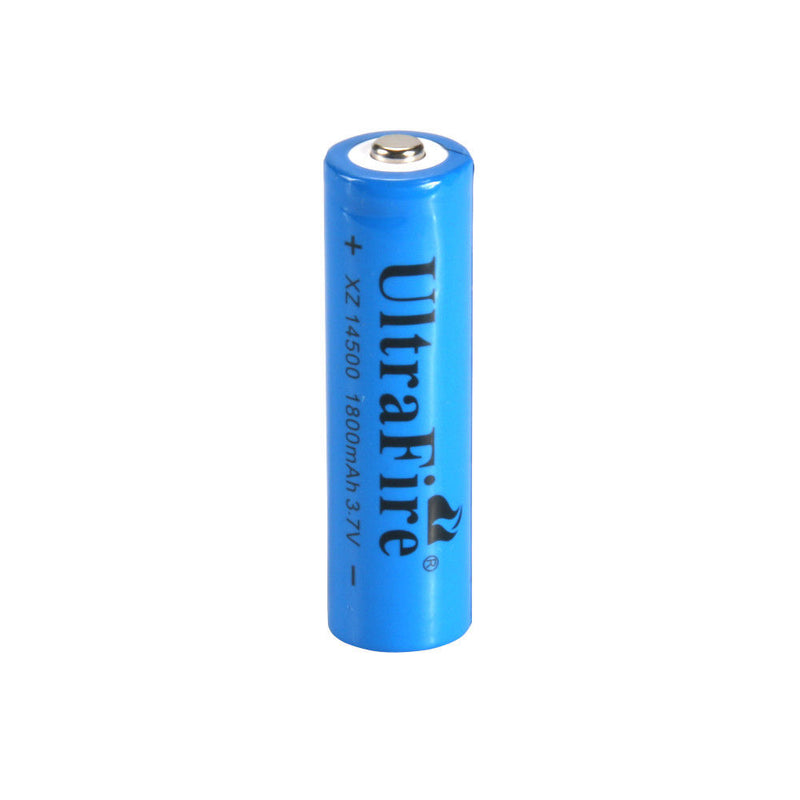 14500 Battery Ultra 1800mAh fire Li-ion 3.7V Rechargeable Batteries