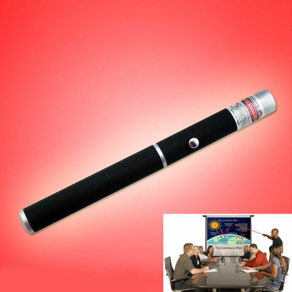 10x Red Laser Pointer Pen Visible Beam Light 1mW 650nm Lazer