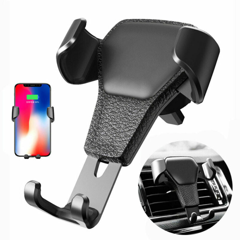 Gravity Car Air Vent Mount Cradle Holder Stand
