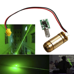 532nm 50mW Green Laser Module/Laser Diode/light Free Driver/LAB/Ste