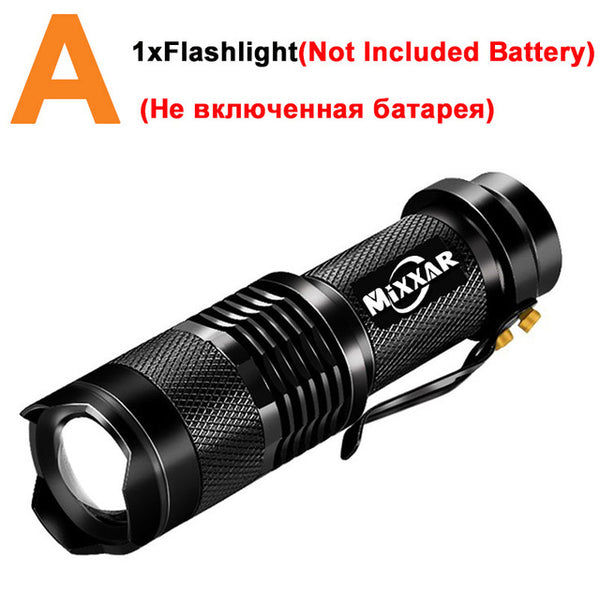 Bicycle Flashlight Light 300 Lumen