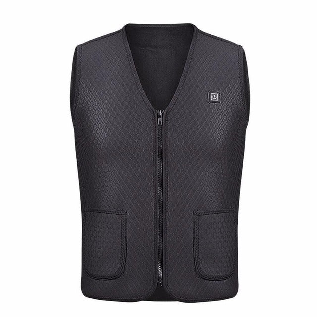 Outdoor USB Infrared Heating Vest Jacket