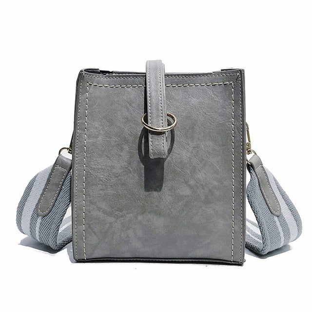 Messenger Satchel Tote Bag