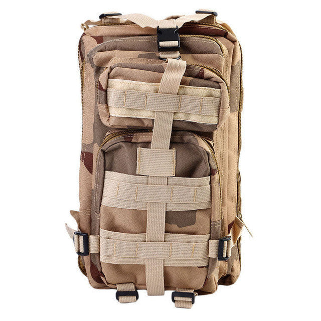 Military Tactical Backpack Camping Hiking Molle Rucksacks
