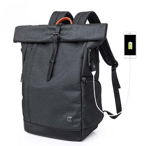 Tangcool Men Rucksack Laptop Backpack
