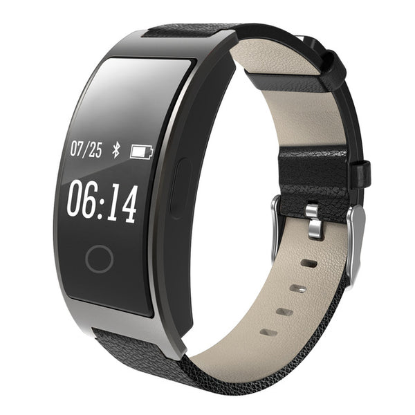 Smart Wristband Blood Pressure Watch Heart Rate Monitor