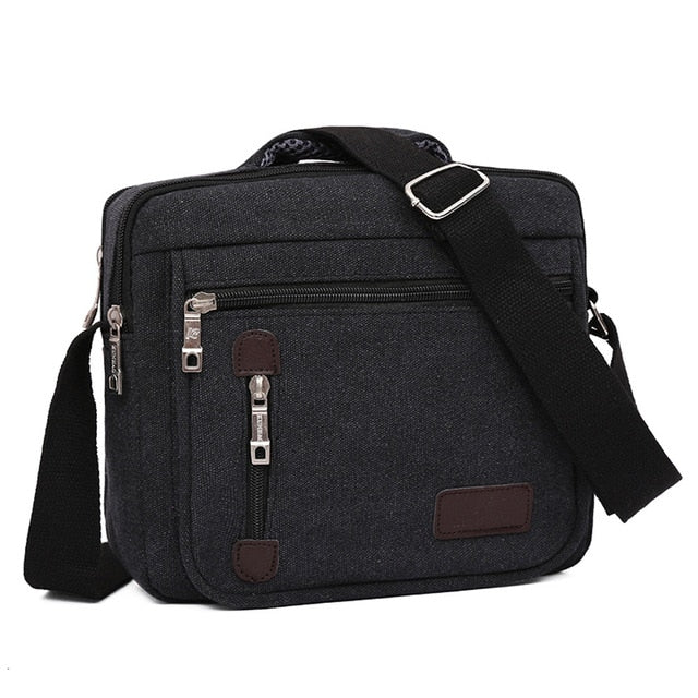Slim Messenger Bag