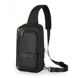 Water Resistant Men Crossbody Bag