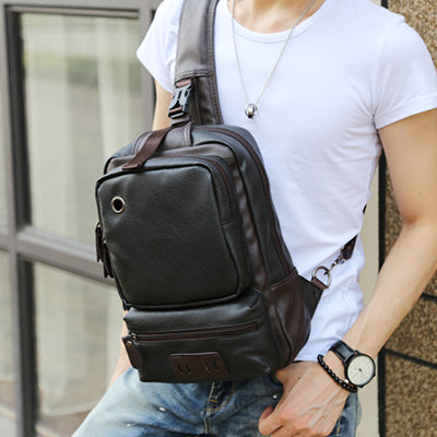 Men's Vintage Shoulder Bag