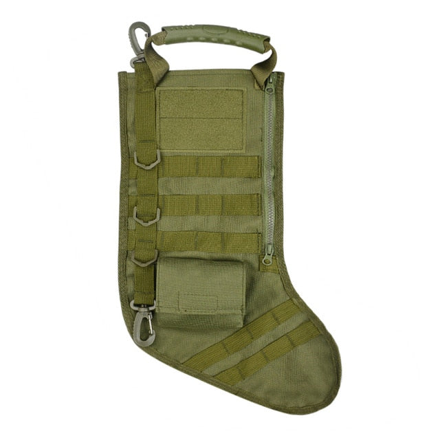 Tactical Christmas Stocking