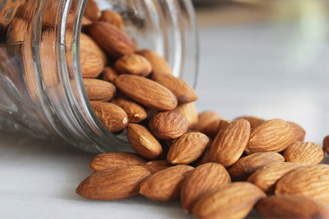 almonds healthy snack